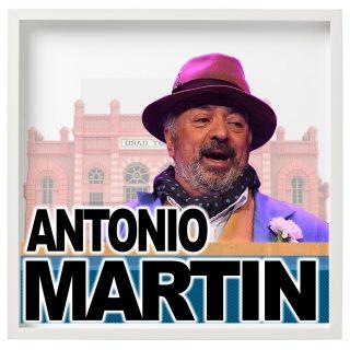 ANTONIO MARTIN