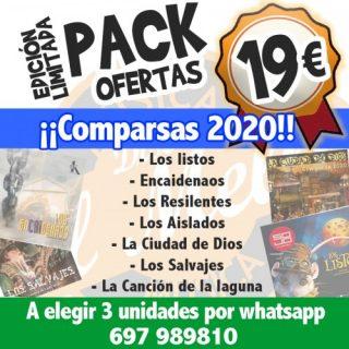 OFERTA 3 CD - 2020 X 19 €